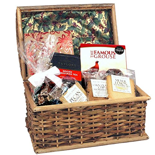 Christmas Plum Pudding Hamper New Years Gift (Gifts Hampers)