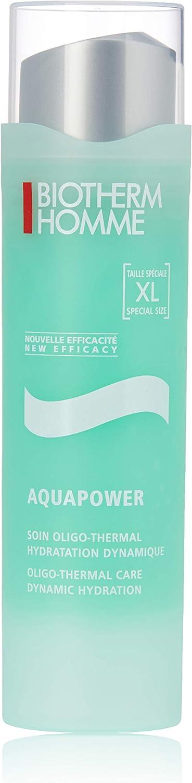 BIOTHERM HOMME Aquapower - Gel facial para hombre, 75 ml