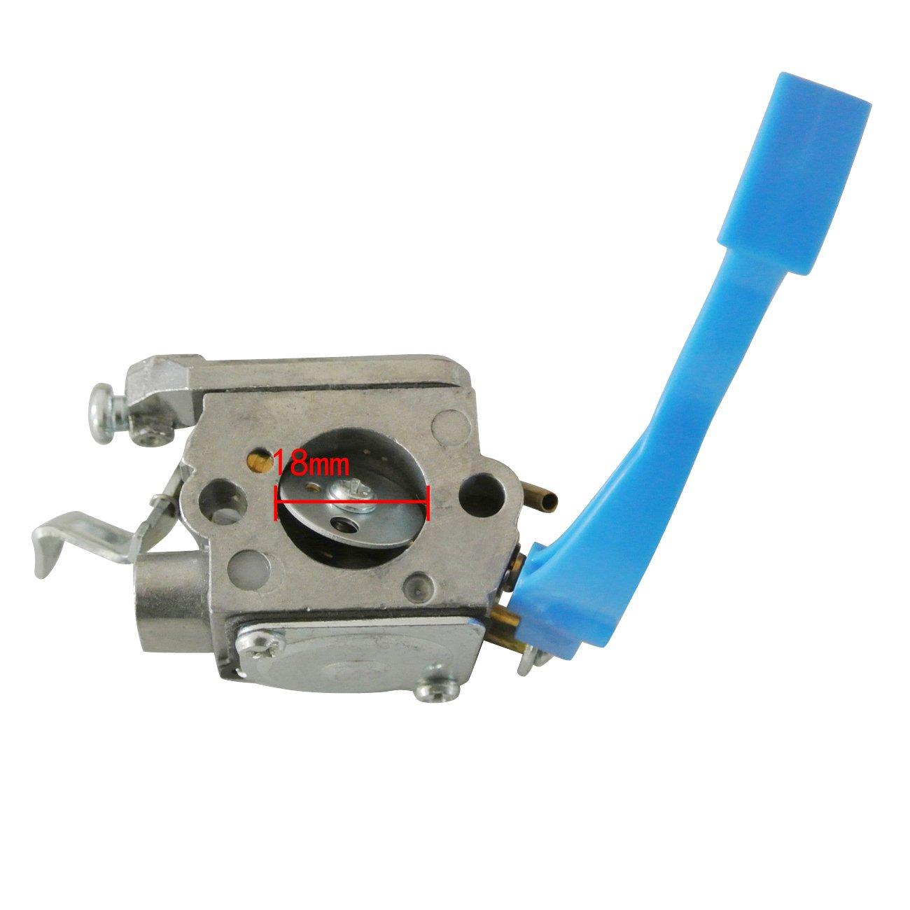 Ruichang Carburador 545081811 Zama C1Q-W37 para soplador de ...