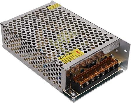 Fuente de alimentación de conmutación de Impresora 3D, S-100-12 ...