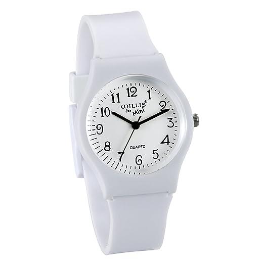 Reloj niño Lancardo, reloj de pulsera para niño, niña, reloj de cuarzo,