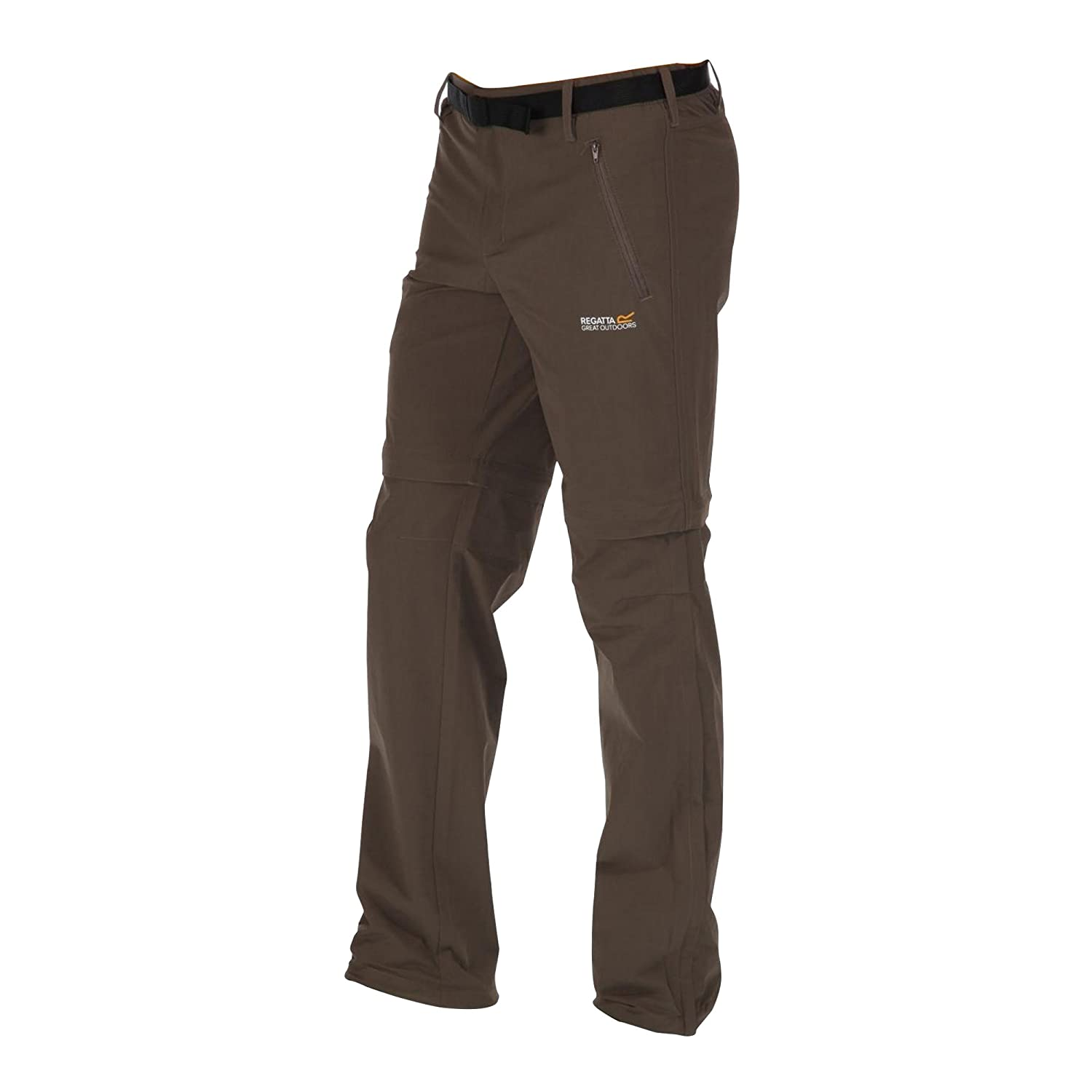 Regatta Xert Stretch Z/O II Trousers Men Short Seal Grau Größe DE 30 (Short Größe) 2019 Hose lang