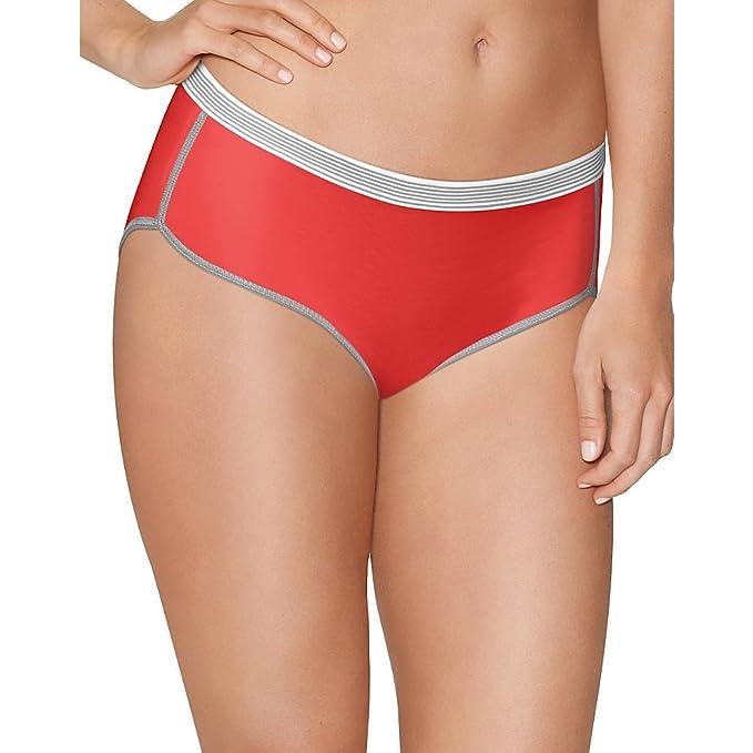 b7c6f31a4660 Hanes Women's Sport Comfort X-Temp Hipster Panties Comfort 3-Pack_Assorted_5