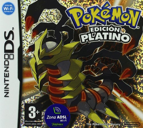pokemon platino nds