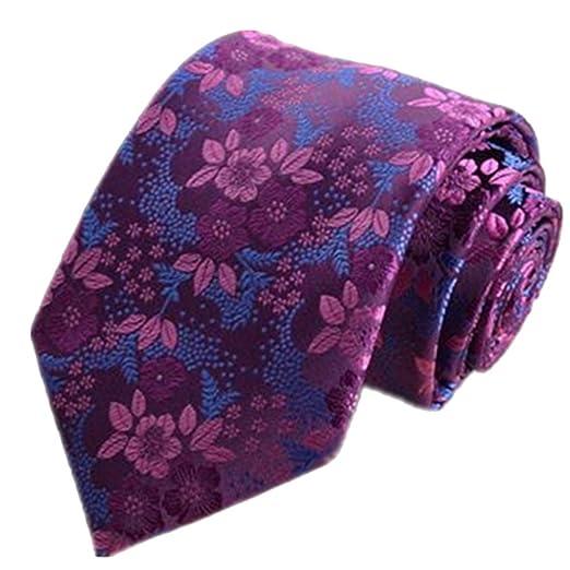 YYB-Tie Corbata Moda Traje de Corbata para Hombre Traje ...