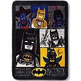 Lego Batman Movie Plush Throw Blanket - 46'' x 60''
