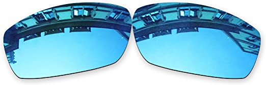 ToughAsNails Lens Replacement for Spy Optic Dirty Mo Sunglass HD Clear