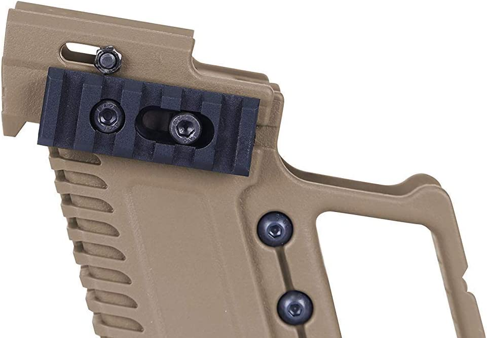 Will Outdoor ABS Tactical Pistol Carbine Kit F/ür G17 G18 G19 GBB Series Zubeh/ör
