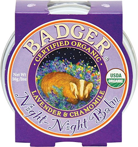Badger Night Night Balm - 2 oz Tin