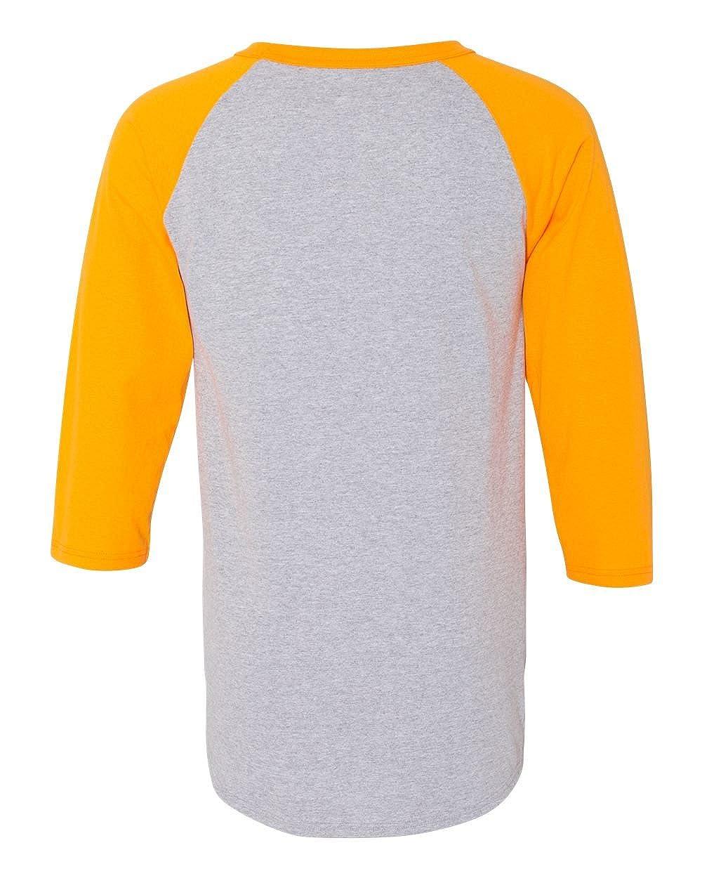 1fd335a0 Champion Men's Raglan Baseball T-Shirt at Amazon Men's Clothing store: