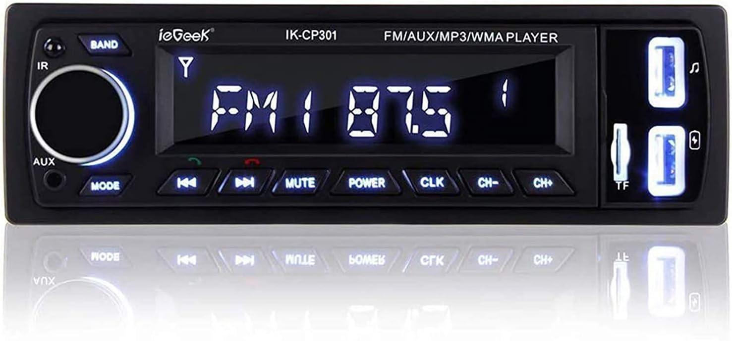 Iegeek Autoradio Mit Bluetooth Elektronik