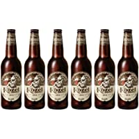 Six Pack de Cervezas Kozel Dark 500 ml