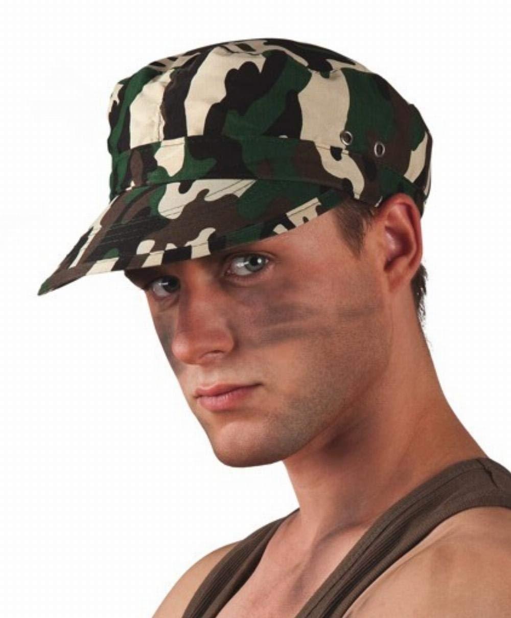 Boland Gorra Soldier, Verde, Tamaño 57/59: Amazon.es: Juguetes y ...