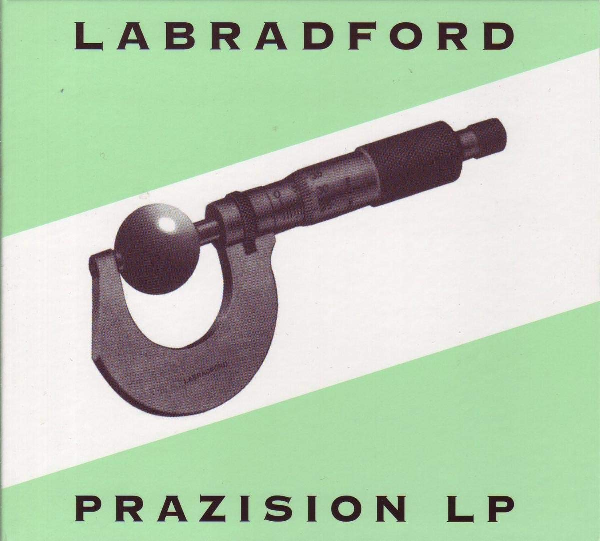 cd: Prazision LP labradford