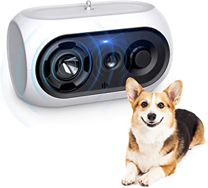 Anti Barking Device, Waterproof Dog Barking Device with 3 Adjustable Level,  Sonic Bark Deterrents for Dogs, Indoor & Outdoor Use, Bark Control Device  Safe for Small Medium and Large Dogs: Amazon.ca: Pet