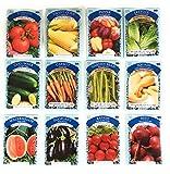 Garden Seed 12 Pack