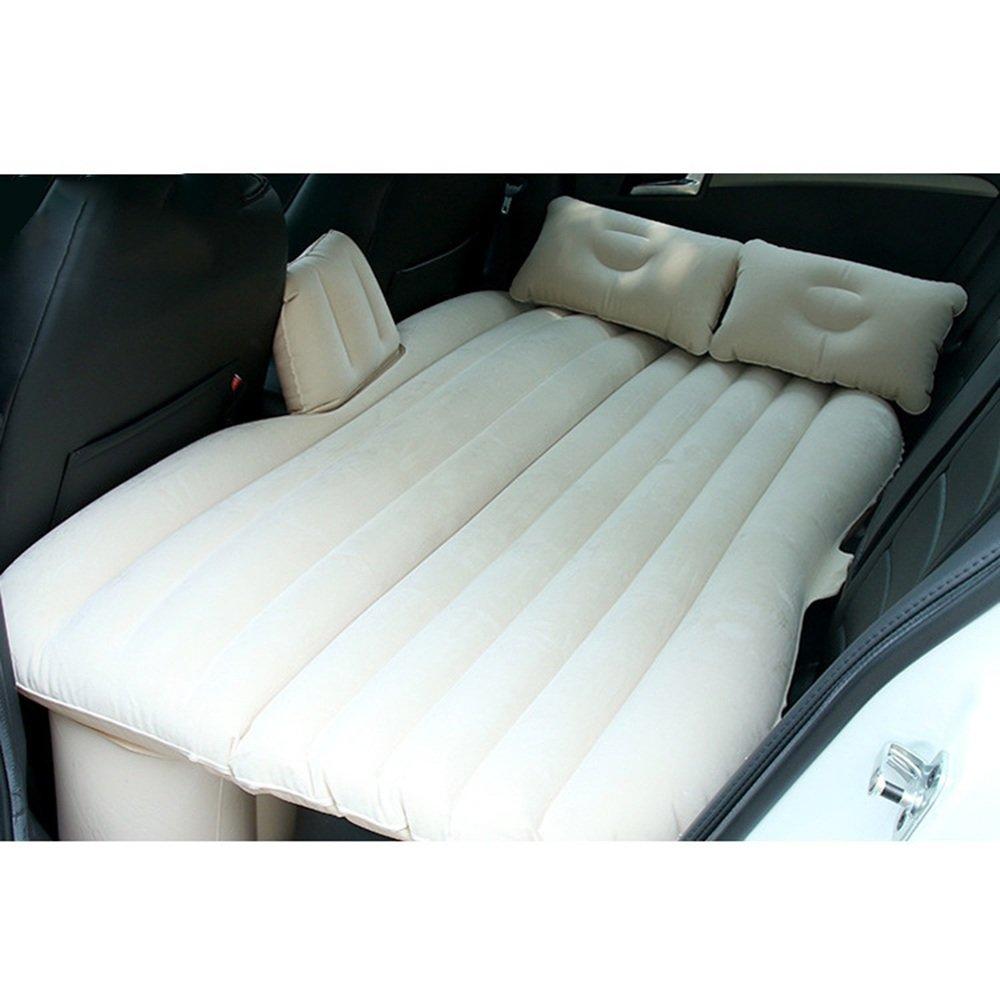 Car bed HUO Aufblasbares Kampierendes Bett, Geteilte Art Auto-Matratze Für Haupttourismus Im Freienfischen