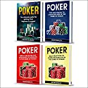Poker Books: 4 Books in 1: Beginner's Guide + Tips and Tricks + Simple and Effective Strategies + Best Practices Audiobook by Kevin Bailey Narrated by Pete Beretta