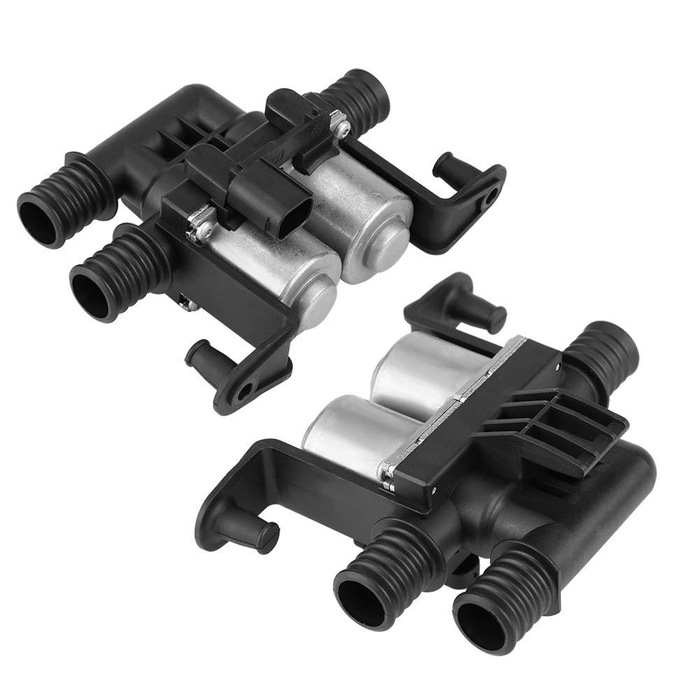 Acouto 64116910544 Heater Control Valve fit for BMW E53 E70 F15 X5 E71 F16 X6 00-15
