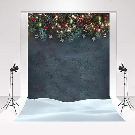 Kate Weihnachten Hintergrund 1 5 X 2 2 M Dunkelgrüner Elektronik