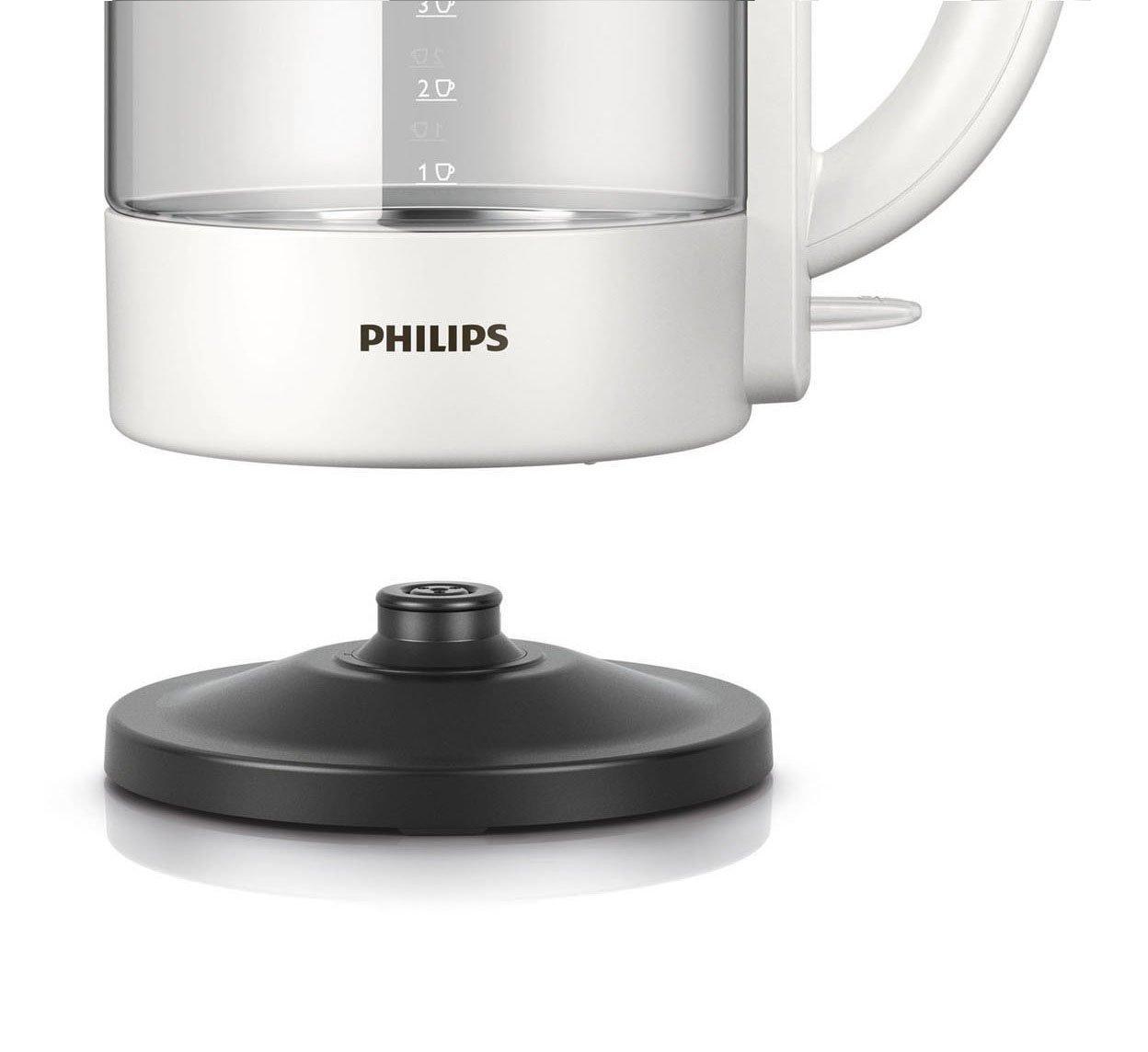 Hd9340 Philips Bollitore Elettrico In Vetro
