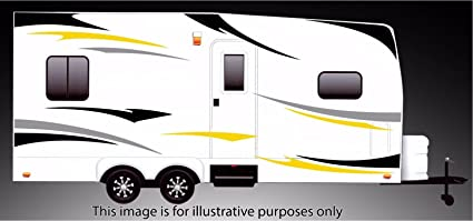 Amazon com: RV, Trailer Hauler, Camper, Motor-Home Large