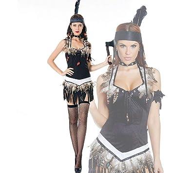 Schnäppchen für Mode suche nach original Promo-Codes Olydmsky karnevalskostüme Damen Halloween Kostüm Aborigines ...