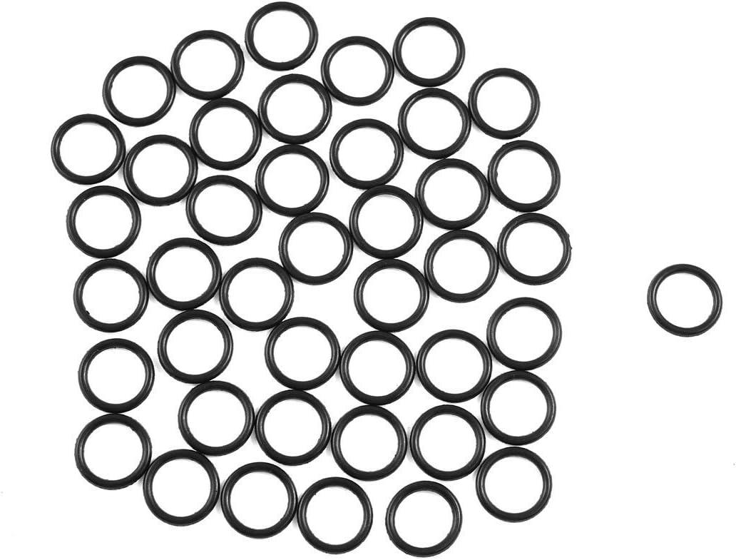 Menge 2 St/ück Dichtringe//O-Ringe 60 x 7 mm NBR 70