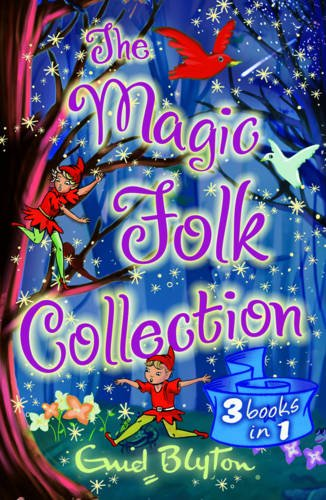 Book cover for The Magic Folk Collection