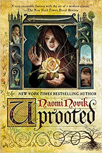 Image result for uprooted