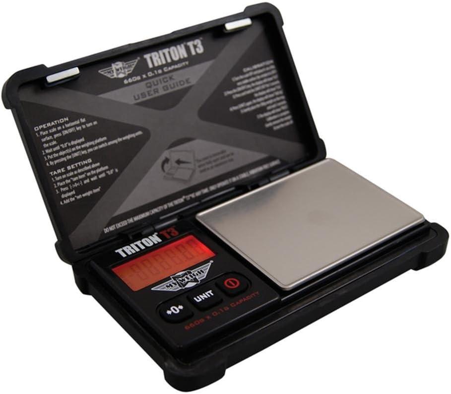 MyWeigh Triton T3 660g X 0.1g Pocket Scale