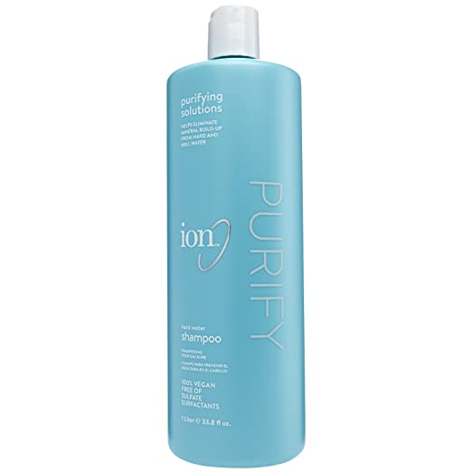 1. Ion Hard Water Shampoo - Best Chelating Shampoo for Dry Hair