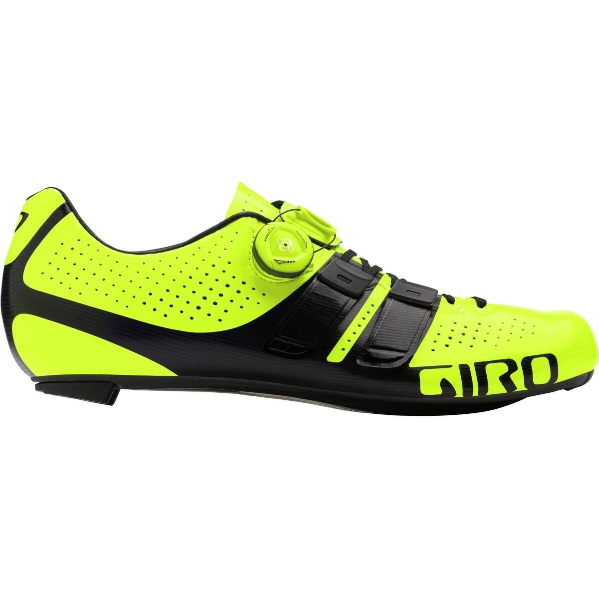 [ジロ Giro] メンズ スポーツ サイクリング Factor Techlace Shoe [並行輸入品] B07FND12PG 43