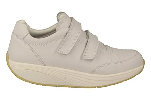MBT KIRIBU 6 W Velcro, Zapatillas de Trabajo para Mujer, Blanco (16), 37 EU: Amazon.es: Zapatos y complementos