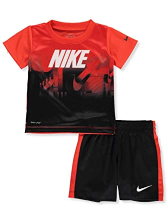 755435e72f707 Nike Baby Boys' 2-Piece Shorts Set Outfit