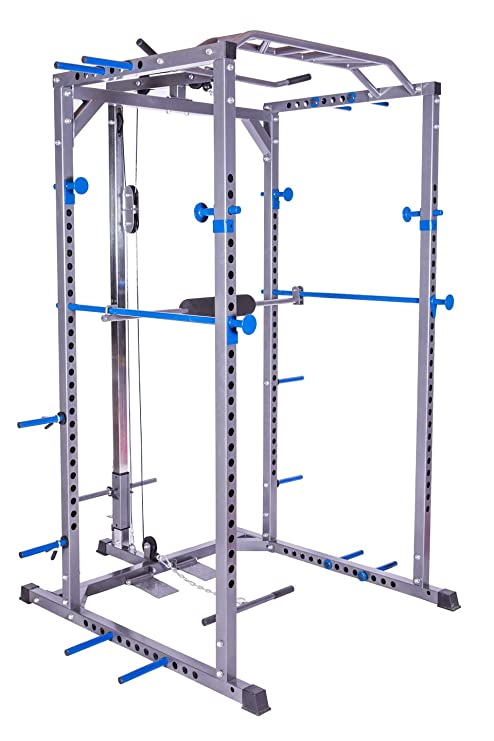 Jaula de fuerza resistente Total Body Base para entrenamiento ...