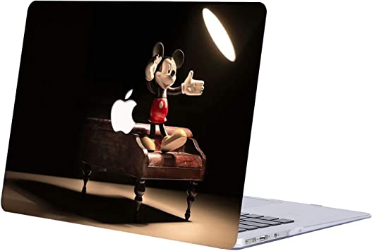 MacBook Pro 13 Inch Case A1278 AJYX Anime Pattern Plastic Hard Case Shell Cover for Old MacBook Pro 13 with CD-ROM JR129 Luffy