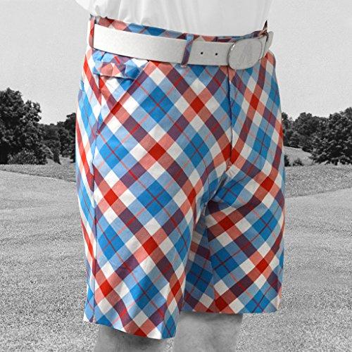 f32f8db559 Royal & Awesome Mens Plaid A Blinder Shorts 50%OFF - radiolome.tg