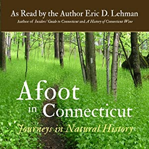 Afoot in Connecticut Audiobook