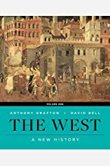 The West: A New History (First Edition)  (Vol. Volume 1) Paperback