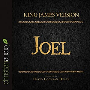Holy Bible in Audio - King James Version: Joel Audiobook