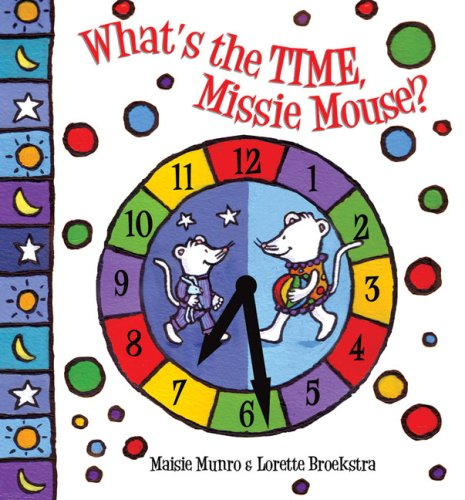 Download What's the Time, Missie Mouse? pdf