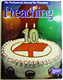 Preaching: The Professional Journal for Preachers, Volume 10 Number 6, May/June 1995