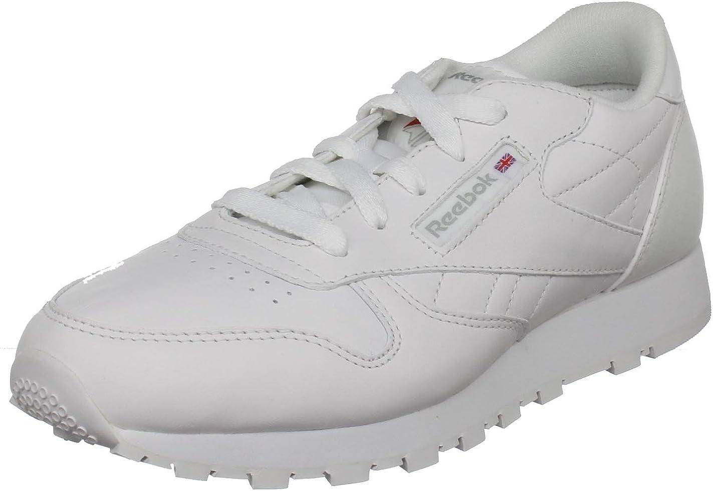 Reebok Classic Leather Sneaker (Big Kid