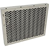 FLAME GARD INCORPORATED Type I Heavy-Duty Grease Filter 16'' H x 20'' W 101620