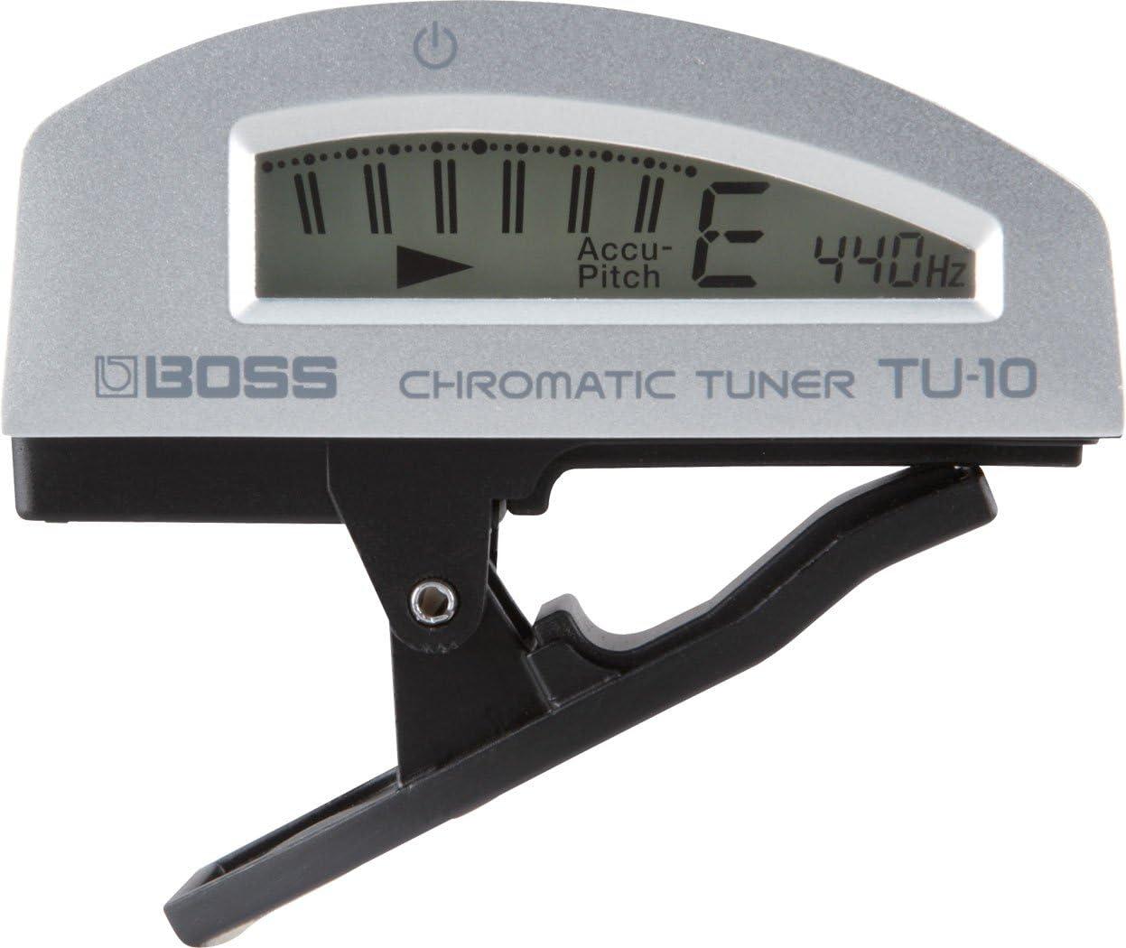 Boss 4.11004E+104 - Afinador para guitarra