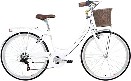 Kingston Dalston - Bicicleta híbrida para Mujer, Talla S (156-163 ...