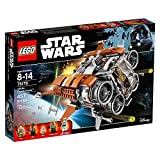 Best LEGO Star Wars Boy Stuffs - LEGO Star Wars Jakku Quad Jumper 75178 Building Review