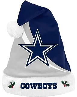 Amazon.com   Dallas Cowboys Basic Santa Hat   Sports   Outdoors af0aa277e