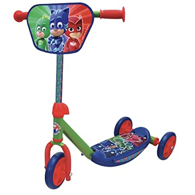 Rocco Toys opjm110/50168–PJ Masks–Scooter 3Wheels: Toys & Games